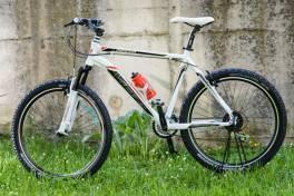 Bici Mountain Bike Vicini Piranha Lux Mtb 26 Alluminio Idroformato 21 Velocita Ammortizzata Ant
