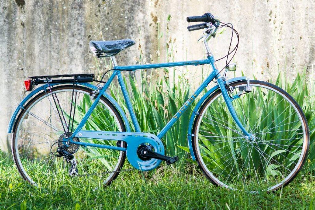 Mancini Sas Bici Vicini City Bike Acciaio Alleggerito Anni 70